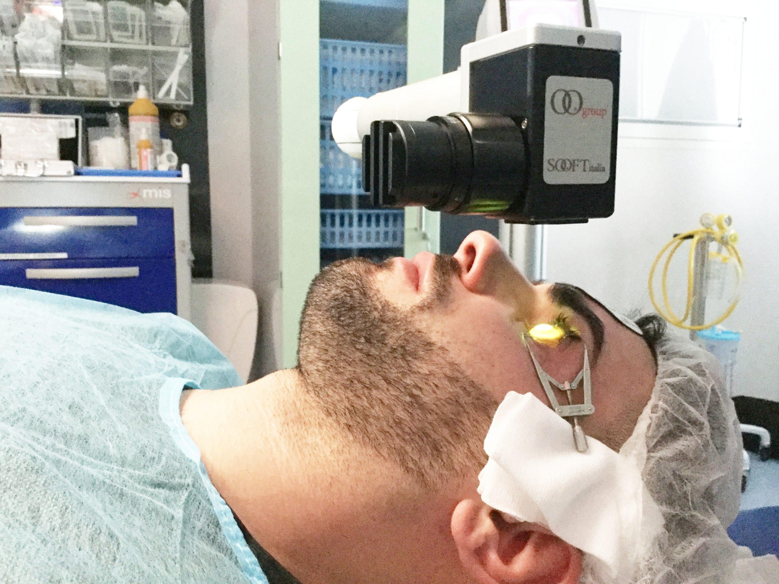 reabilitare miopie chirurgie oculară)