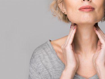 Centro della tiroide