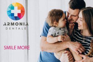 Armonia Dentale è convenzionata UniSalute per un servizio ancora più conveniente