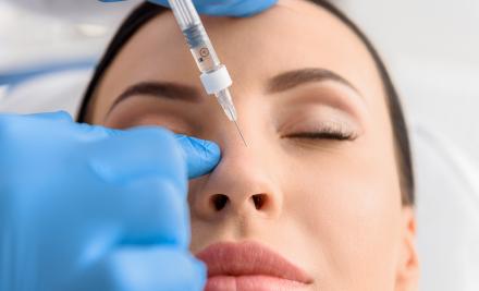 Correggere i difetti del naso senza chirurgia? Con il Rinofiller è oggi possibile!